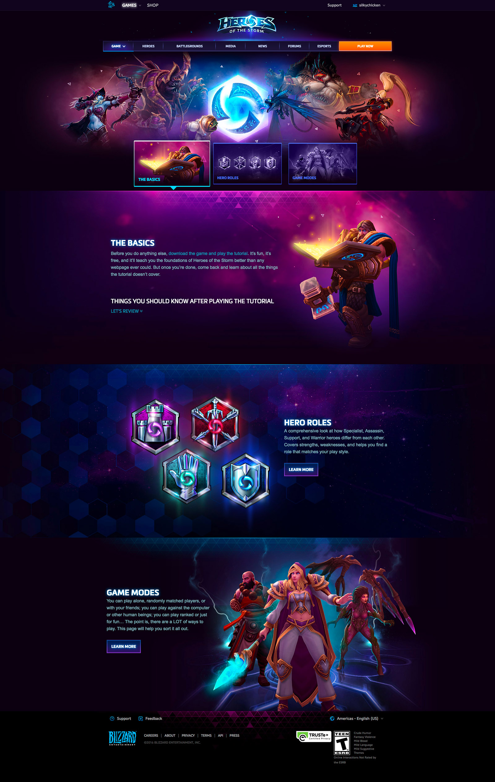 Heroes of the Storm: Game Guide